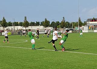 Veel doelpunten bekerwedstrijden SEV 1