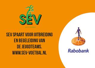 Help SEV met Rabo ClubSupport